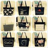 Designer Canvas Fashion Lady Handbag (MECO320)