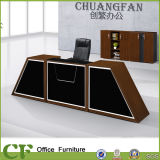 Commercial Office Wooden Reception Table for Recpetion Area