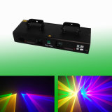New 2013 4 Lens Laser Projector 500mw Rgyb Laser Light for Laser Show