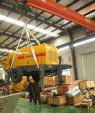 Trailer Mounted Concrete Pump (HBTS30-10-56R)