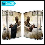 Skin Sticker for xBox 360 Slim Console and Controller