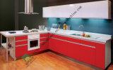 Modern UV Kitchen Cabinet (ZS-121)