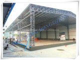 Steel Structure Coal Workshop Construction with Competitive Price