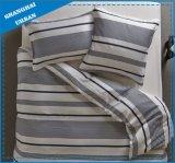 Urban Indigo Stripe Duvet Cover Bedding Set