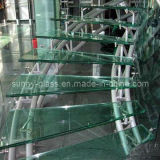 2-22mm En Igcc Csi Certified Tempered Glass Flat/Curved