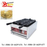 Non-Stick Electric Waffle Machine for Street Food Chop