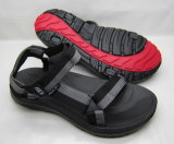 Men Sport Shoes Beach Sandal with Woven Strap (21yx831)