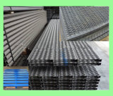 Deck Span Diamonds Channel Perforated Metal Grating