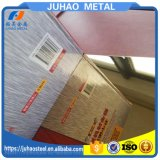 304 316 316L Color Gold Mirror Stainless Steel Sheet