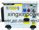 Portable Small Power 5kw Diesel Generator Set with CE