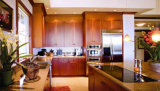 Wood Kitchen and Bath Cabinets