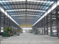Steel Structure Large Span Factory
