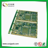Double Sided PCB with Gold Immersion Green Solder Mask