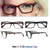 Wholesale Eyeglasses Acetate Glasses Frame New Models of Glasses Frames