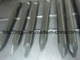 Daemo Breaker Chisels and Integral Drill Rods