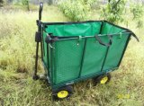 Garden Tool Cart / Trolley, Including Removable Storage / Cargo Separator