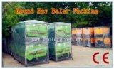 CE Certificate Mini Round Hay Baler, Self-Propelled Straw Baler,