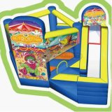 Cheer Amusement Circus Children Inflatable Bouncer Equipment