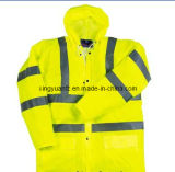 Hi Visibility Reflective Waterproof Safety Clothes