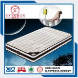 Good Sleeping Foam Encased Pocket Spring Mattress Rolled Pack in a Box