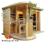 Sauna Room - Far Infrared Sauna (KL-Bar SF)