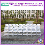 Wedding Chair/Resin Folding Chair/White Wedding Chair