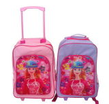 Princess Rolling School Bag (AC-7878)