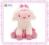 Pink Beautiful Plush Lamb Toy