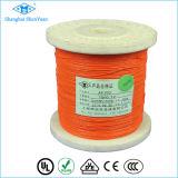 Af200 0.2mm Orange FEP Teflon High Temperature Silver Copper Wires