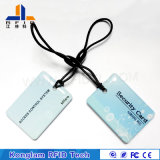 Drop-Proof Ultrasonic Package PVC Access Control RFID Card
