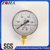 Pressure Measuring Instruments 1MPa Bottom Mounting
