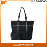 Large 19 Inch Women Canvas Laptop Business Computer Tote Bag