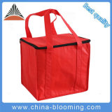 Outdoor Picnic Cooler Non Woven Insulated Alumium Liner Lunch Bag