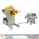 2 in 1 Uncoiler with Straightener Machine (RUL-400H)
