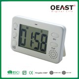 Big LCD Loudness Alarm Digital Kitchen Timer with Sound Recording