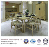 High Quality Bar Furniture Set with Fabric Chair Combination (YB-R-13-1)