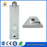 15W-60W LED Integrated All in One Solar Street Light/Lamp/Lighting with IP Camera