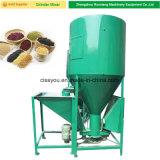 Vertical Animal Chicken Feed Mixer Crusher Grain Grinder Machine