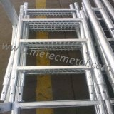 High Stength Multi-Purpose Folding Aluminum Scaffolding Ladder