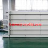 Double Side Supermarket Tego Metal Display Gondola Shelf