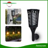 Solar Light Path Torches Dancing Flame Lighting 96 LED Flickering Lamp Outdoor Waterproof Garden Decoration
