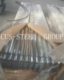 Ethiopia SGS Shinny Zinc Coated Steel Sheet/Galvanized Corrugated Roofing Sheet