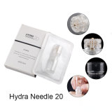 Latest Serum Applicator Micro Needle Roller System Titanium Alloy Needles Hydra Needle 20
