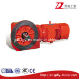 Gk Series Agricultural Machines Helical-Bevel Geared Motors