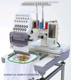 High Speed Single Head Cap & Domestic DIY T-Shirt Embroidery Machine,