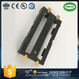 Section 2 Series of Parallel Strips Battery Box, SMD Battery Fire Gold Plated, SMD Battery Holder