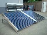 Solar Collector --Water Heating Project