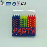 Best Selling Personalized Eco-Friendly Raw Material Party Decoration Thin Candle