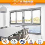 Indonesia Thermal Break Aluminium Sliding Window
