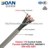 Classic 110, Control Cable, Flexible Cu/PVC/PVC, 300/500 V (DIN VDE 0281)